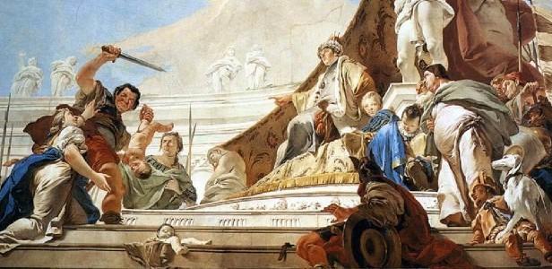 Blog de leiabiblia : TODOS OS LIVROS DA BÍBLIA e ..., Salomão julga um caso difícil 1REIS 3.16-28
