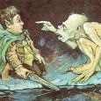 Antes de O Senhor dos Anéis fazer um grande sucesso no cinema e antes mesmo do livro que inspirou os filmes, havia uma pitoresca história de aventura protagonizada por um hobbit, repleta de elementos que não só precederam a aventura de Frodo como influenciaram outros ramos do entretenimento
