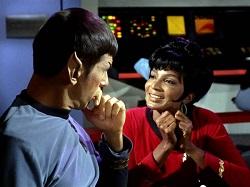 Spock e Uhura