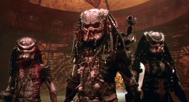 Predadores do filme Predador 2