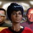 Desde 1966, Jornada nas Estrelas apresenta entre seus personagens notáveis figuras negras, desde a icônica Uhura até o Capitão Sisko, e suscita reflexões sobre a inserção dos negros num meio predominantemente branco, mas nunca conseguiu ir longe na problematização do racismo entre humanos
