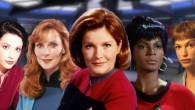 Neste 8 de março, Dia Internacional da Mulher, faço um apanhado de minhas impressões sobre como a franquia Star Trek abordou as personagens femininas e como as principais mulheres das tripulações das naves da Frota Estelar representam a diversidade e as questões de gênero e sexualidade