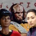 Star Trek nunca aprofundou muito o tema da diversidade linguística, mas alguns elementos como o tradutor universal e a língua klingon levantam questões pertinentes no âmbito da Linguística, mesmo que seja para constatar nossas limitações para imaginar uma diversidade linguística alienígena