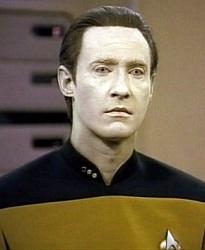 Data, o androide em busca de sua humanidade em Star Trek