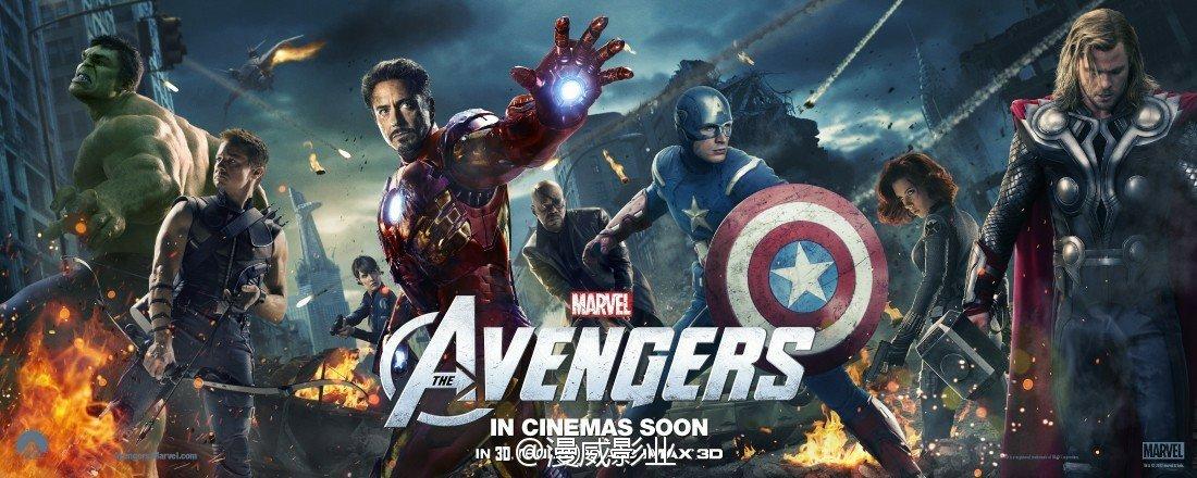 Os Vingadores no cinema