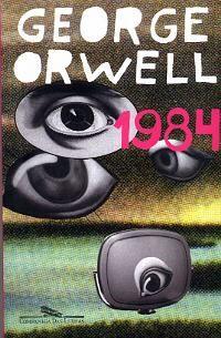 1984, de George Orwell (Companhia das Letras)