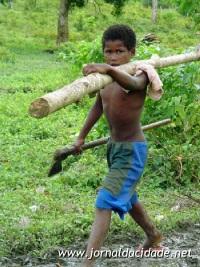 Criança sergipana trabalhando (www.jornaldacidade.net/)