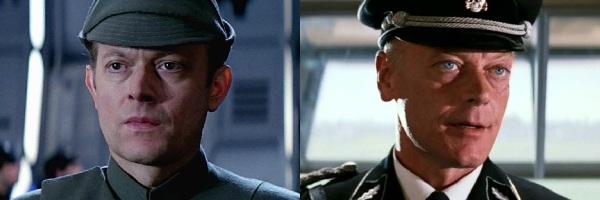 Oficial Jerjerrod e Coronel Vogel
