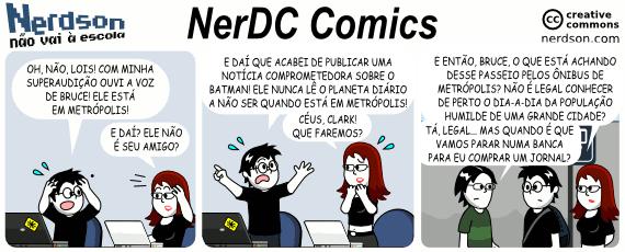 NerDC Comics