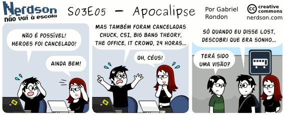 S03E05 - Apocalipse