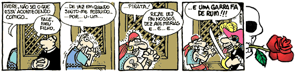 Piratas do Tietê por Laerte