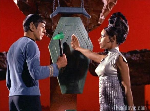 Spock e T'Pring