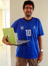 Camisa 10 - Spock